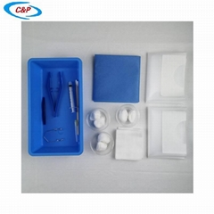 Disposable Ophthalmic Procedure Pack Surgical Eye Pack (Hot Product - 1*)