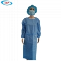 Disposable Isolation Gown Non woven Isolation Gown