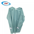 Disposable PP+PE Isolation Gown