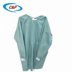 Disposable PP+PE Isolation Gown Manufacturer (Hot Product - 1*)
