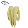Disposable PP+PE Isolation Gown Manufacturer