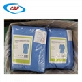 Disposable Isolation Gown Non woven AAMI Level 2 Isolation Gown 8