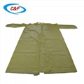 Disposable AAMI Level 4 Medical Isolation Gown Manufacturer