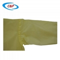 Disposable AAMI Level 4 Medical Isolation Gown Manufacturer 5