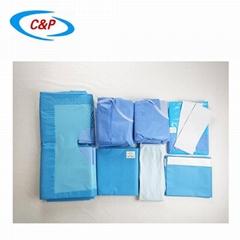 Sterile Disposable Standard Hip Surgical Drape Pack Kit