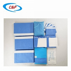 Disposable Medical Universal Surgical Drape Pack Kits Manufacturer
