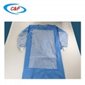 Impervious &Reinforced Surgical Gown  (Hot Product - 1*)