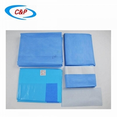 Hospital Use Surgical Split Sheet Pack Factory Supply