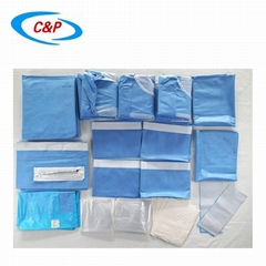 Sterile Single Use Orthopedic Procedure Surgery Pack