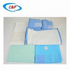 Customized Single Use C-Section Drape Pack
