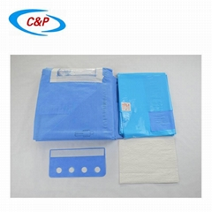 Customized Disposable Gynaecology Surgery Drape Pack Kit