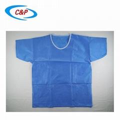 Blue SMS Uniform Scrub Suits