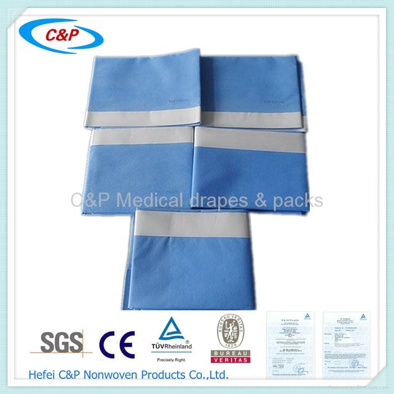 Adhesive Surgical Side Drapes Sid1001 Mjn China