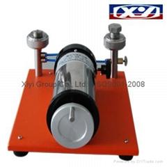 Micro pressure gas hand operating pump