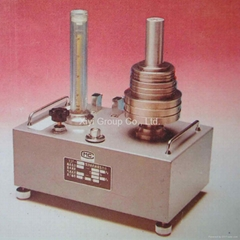 Floating Ball Type Dead Weight Pressure Tester