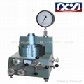 High pressure Dead Weight Tester