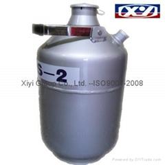 Dewars; Liquid Nitrogen Containers