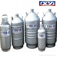 Storage-type Liquid Nitrogen Biological Containers
