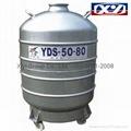 Dewars ; 50Liters Liquid nitrogen