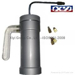 Liquid nitrogen cryotherapy instrument ; Dewars