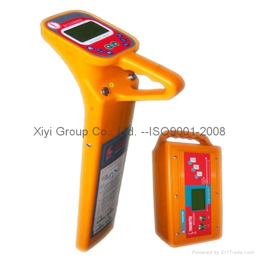 Integrated Cable Detector of Cable Fault Locator new