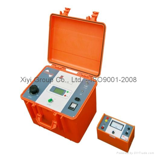 Cable Fault Locator : Crosslinked cable sheath fault tester of