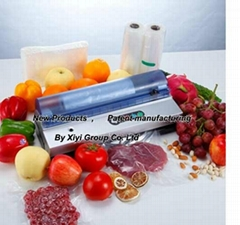 2014, the latest version, Small household intelligent automatic vacuum sealer