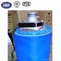 Dewars; liquid nitrogen container YDS-30