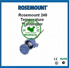 Rosemount 248HA - Headmount Temperature Transmitter