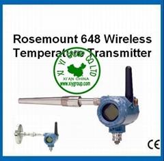 Rosemount  648 wireless temperature