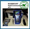 Rosemount 475 field communicator  with