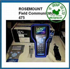 Rosemount 475 field communicator  with