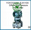 Yokogawa EJA110A Differential Pressure
