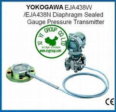 YOKOGAWA EJA438W/EJA438N Diaphragm Sealed Gauge Pressure Transmitter (Hot Product - 1*)