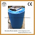 15L Cryogenic Container Liquid Nitrogen LN2 Dewar Storage Tank