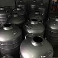 New 35L Cryogenic Container Liquid Nitrogen LN2 Dewar Tank w/ Straps 6