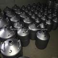 New 15L Cryogenic Container Liquid Nitrogen LN2 Dewar Storage Tank w/ Straps 9