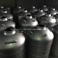 New 6L Cryogenic Container Liquid Nitrogen LN2 Dewar Tank w/ Straps 9