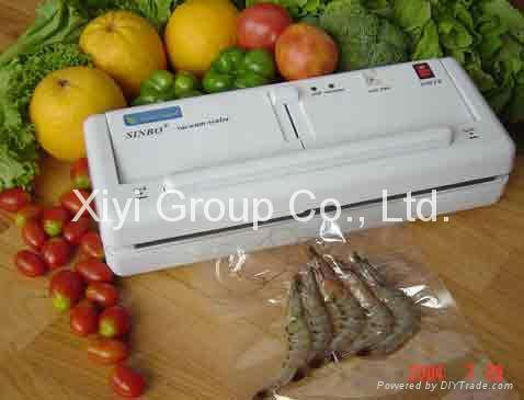 Small Multi Functional Vacuum Packing Machine  1