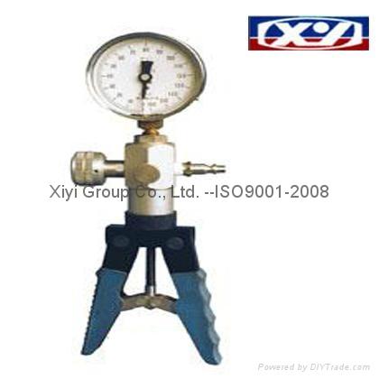 hand held vacuum pump