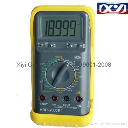 Hand Multi-Process Calibrator