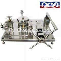 Manual Hydraulic Pressure Source