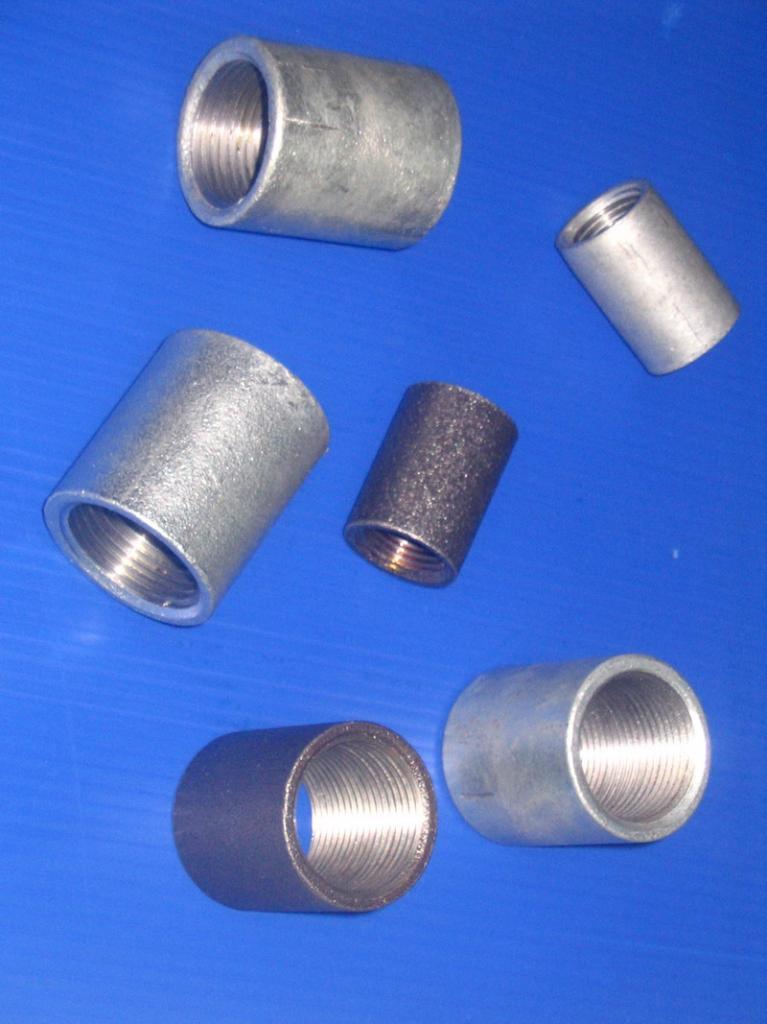 Steel seamless socket female threads bspt npt