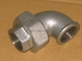 Malleable cast iron pipe fittings DIN EN