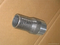 KING NIPPLE OR King Combination Nipples OR HOSE CONNECTOR BSPT/NPT