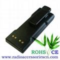 MOTOROLA Two-Way Radio Battery