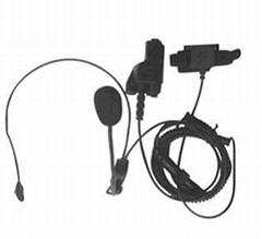 Two-Way Radio Hands-Free Set