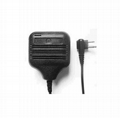 Two-Way Radio Microphone
