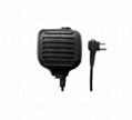 Two-Way Radio Microphone