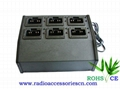 Six-Way Rapid Charger for